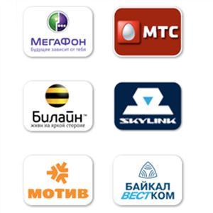 Операторы сотовой связи Тотьмы